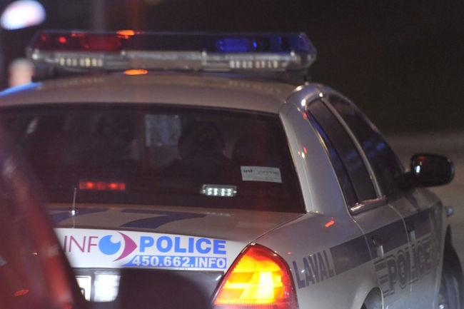 Collision dans Chomedey la nuit dernière - L'Écho de Laval