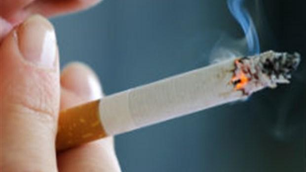 le tabac fait souffrir ses victimes avant de les tuer affirme la campagne choc de la. Black Bedroom Furniture Sets. Home Design Ideas