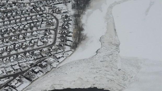 """Frasil : se préparer à l'inondation """"avant, pendant et après"""" - L'Écho de Laval"""