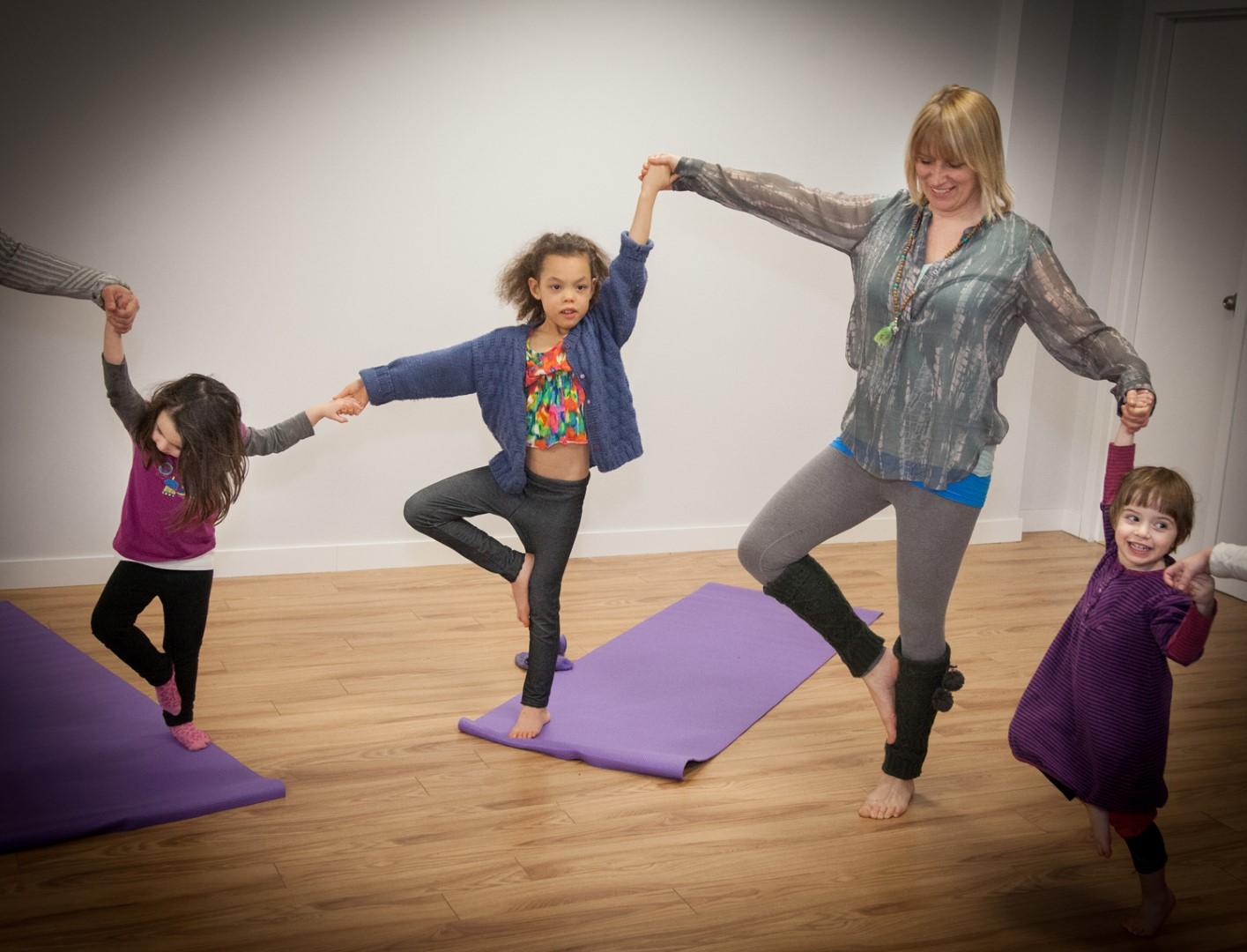 PUBLIREPORTAGE: Ouverture de Anjali Mudra Yoga dans Sainte-Dorothée - L'Écho de Laval