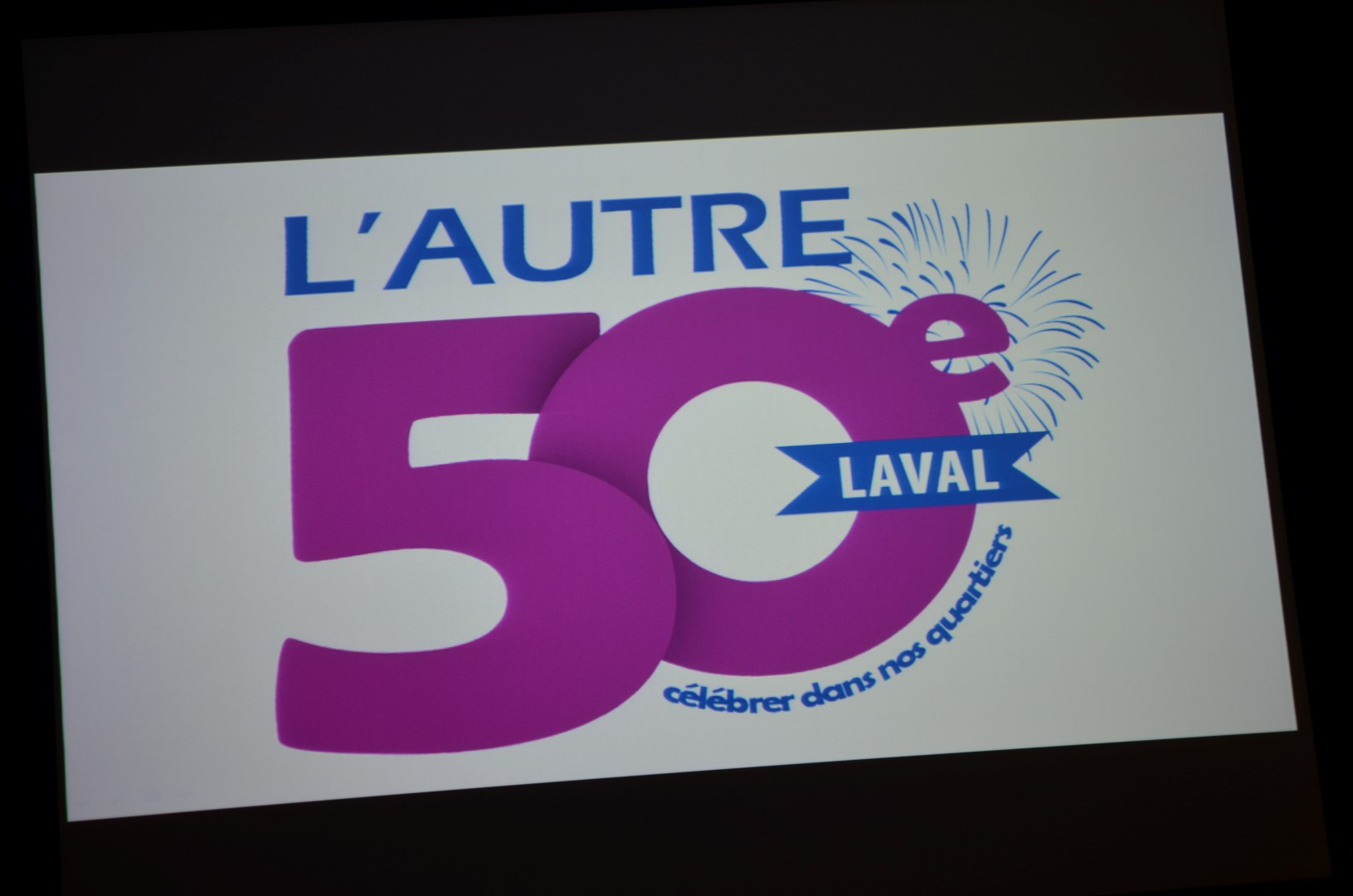 50e de Laval : l'opposition lance une programmation alternative - L'Écho de Laval